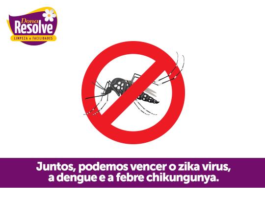 Todos na luta contra o Aedes Aegypti