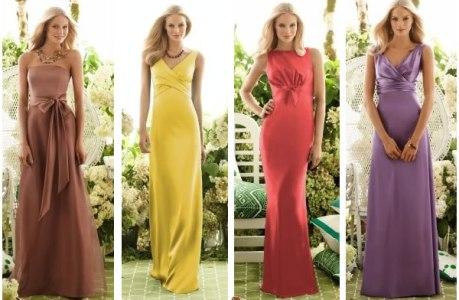 Escolha o vestido certo: cor e modelo