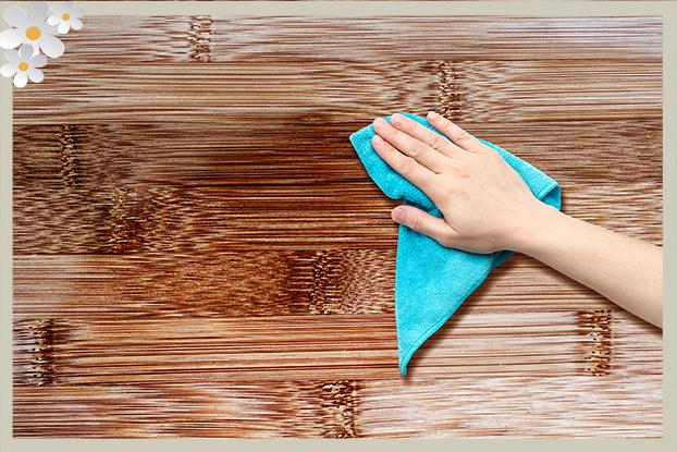 Como retirar manchas dos móveis