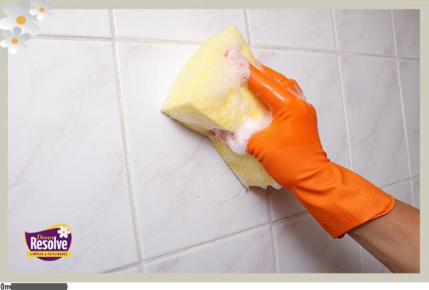 Dicas para manter os azulejos limpos