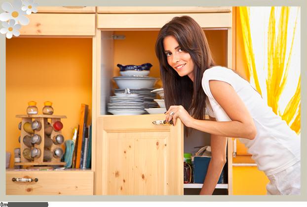 Organize sua casa – 4º e 5º Passo