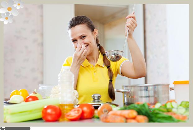 Como eliminar o mau cheiro da cozinha