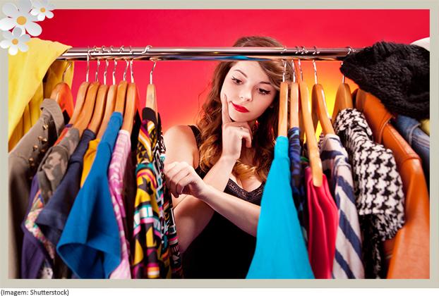 Dicas para a organização do guarda-roupa