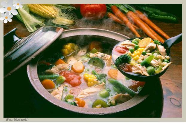 A água do cozimento dos legumes pode ser utilizada para regar as plantas