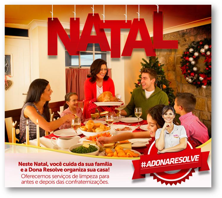 A Dona Resolve cuida do seu lar para o Natal