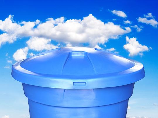 Como limpar corretamente a caixa d'água