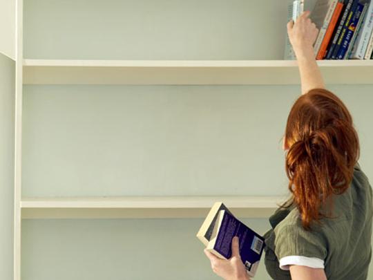 Dicas da Dona – Organize seus livros de maneira fácil