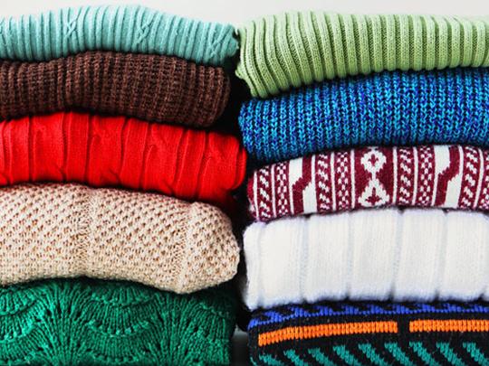 Dicas da Dona – Cuidados com as roupas de inverno
