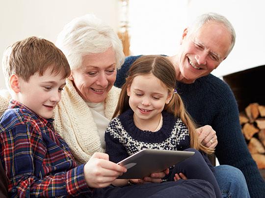 Dicas da Dona – Amor de Avós