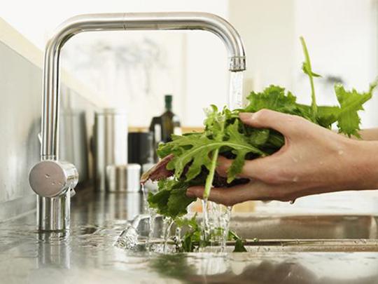 Portal Disney Babble – Como higienizar alimentos corretamente