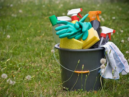 Tua Casa – Produtos de limpeza indispensáveis para comprar ou fazer em casa