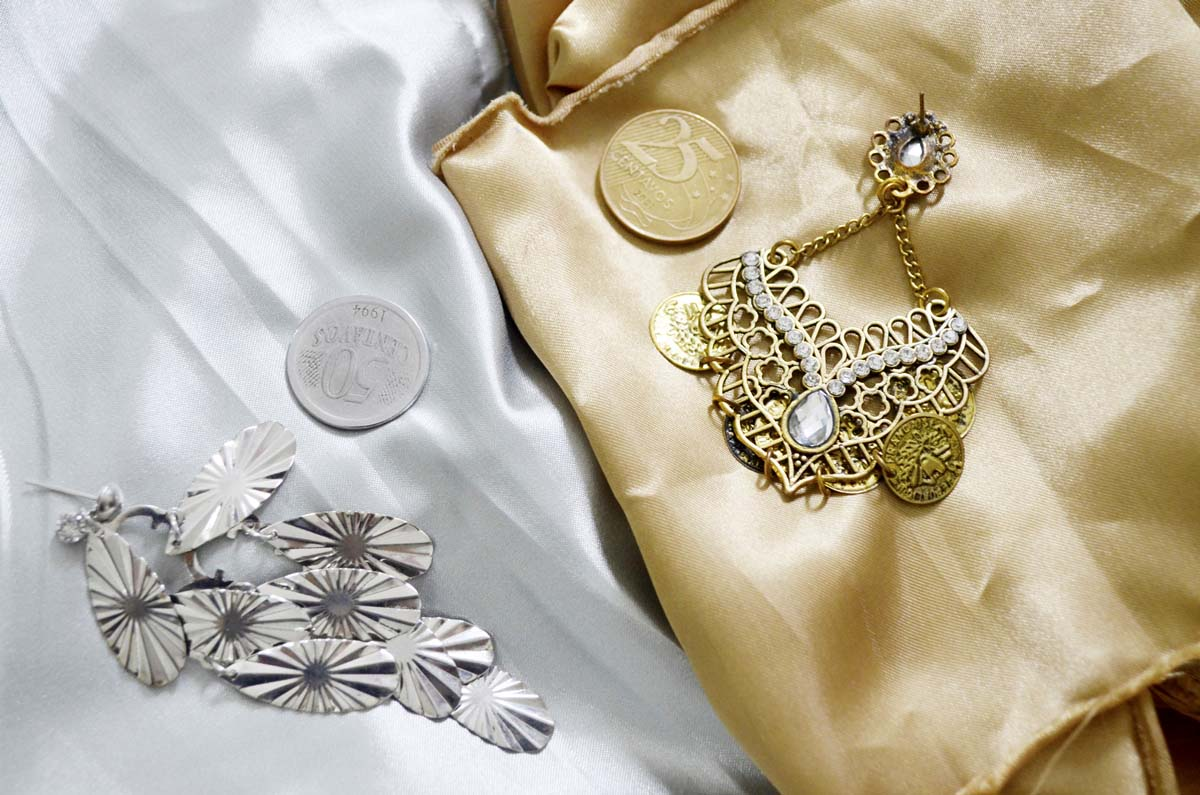 dourado ou prata