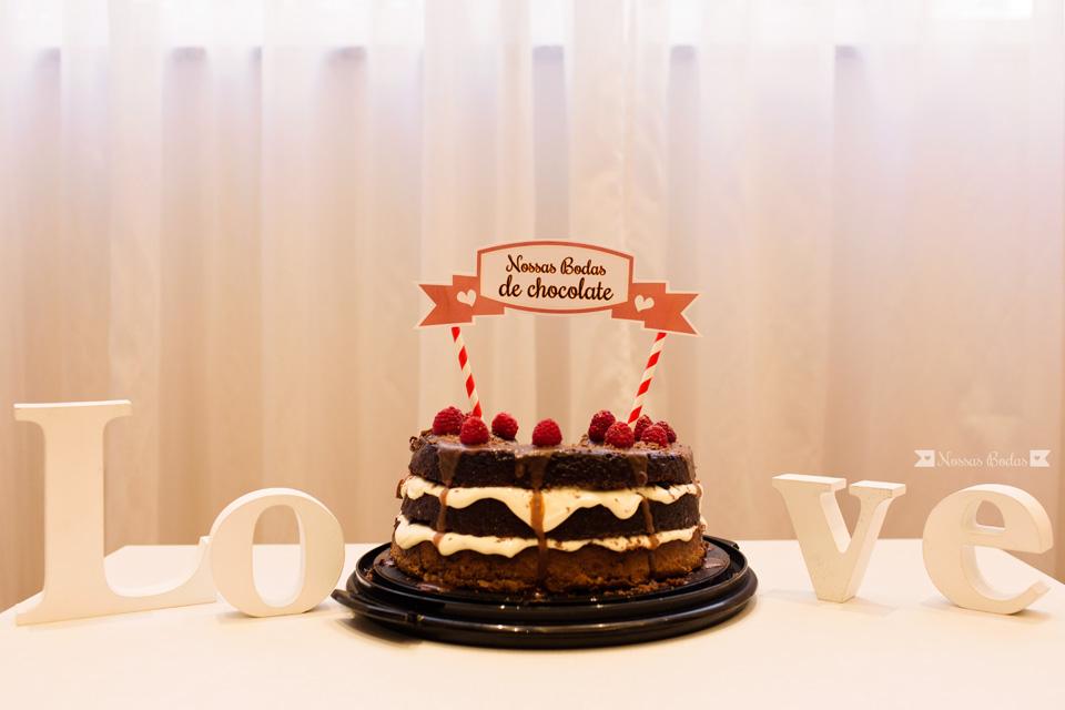 Material gratuito para bodas de chocolate