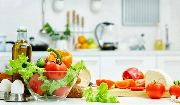 Dicas para uma cozinha saudável