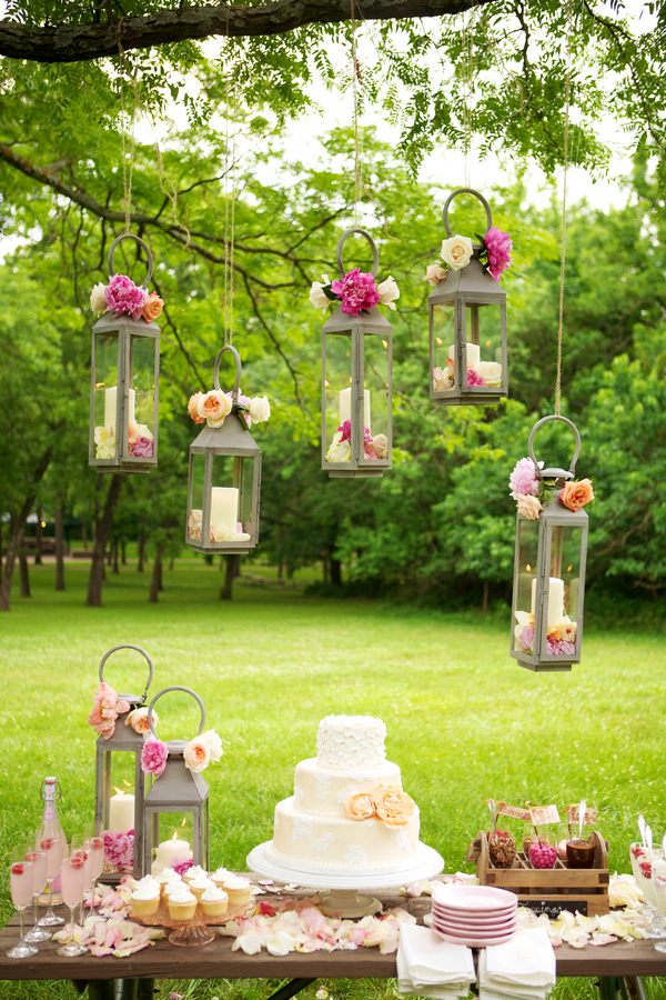 mini wedding no jardim