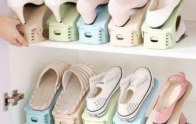 Organizando Sapatos
